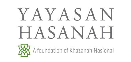 logo yayasan hasanah